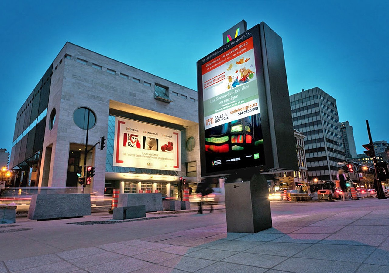 Outdoor Signage Solutions
